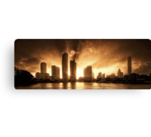 IntenCity Canvas Print
