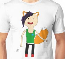 Kit the Fox. Unisex T-Shirt