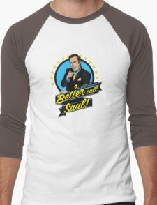 Better call Saul! Men's Baseball ¾ T-Shirt
