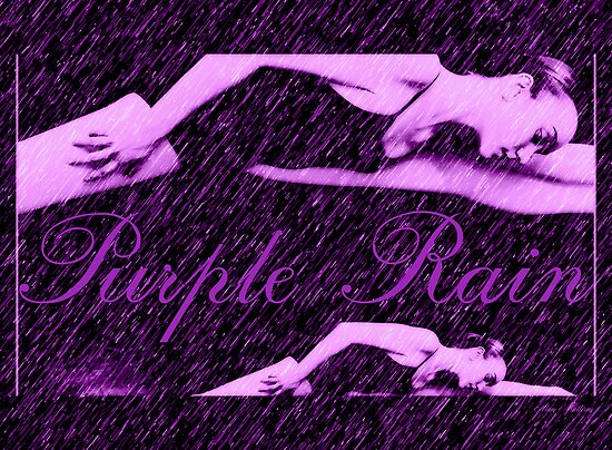 Purple rain by Alan Mattison IPA
