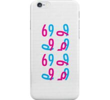 69 iPhone Case/Skin