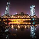 Newport Bridge by Darren Allen