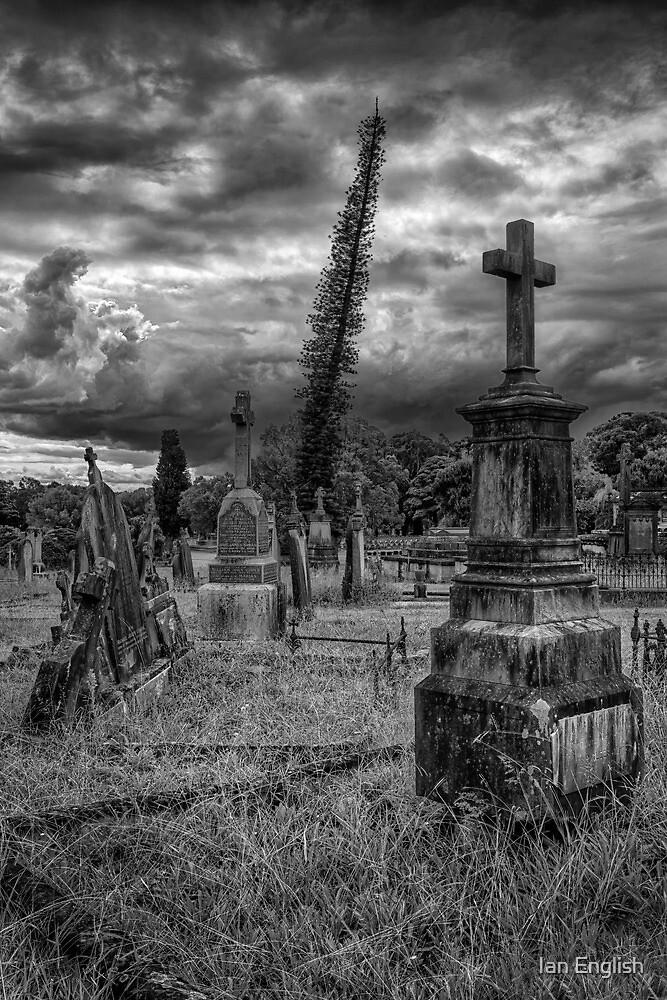 Heavens Above by Ian English