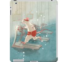 Mouse Runner iPad Case/Skin