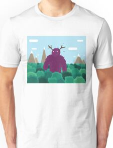 Life Swarms with Innocent Monsters T-Shirt