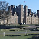The Great House At Knole Park. by victor55