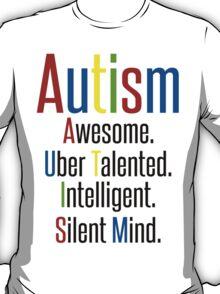Autism Support Shirt T-Shirt