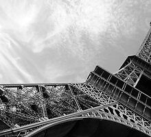 The Eiffel Tower by Malte Herbst Photography