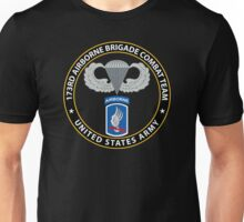 173rd Airborne Wings Unisex T-Shirt