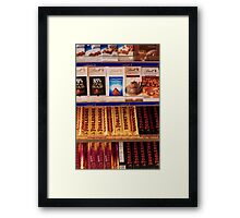 A Little Gift To All My Friends Framed Print