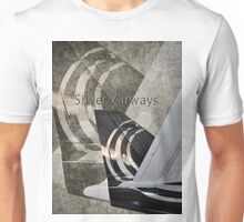 Silver Tail Logo for Clothing Unisex T-Shirt