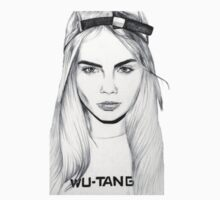 Cara Delevingne Drawing by zoeandsons