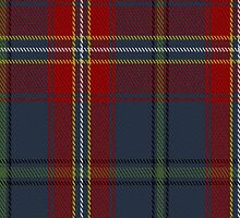 01757 Bro-Naoned Tartan Fabric Print Iphone Case by Detnecs2013