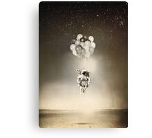 The Spaceman Canvas Print