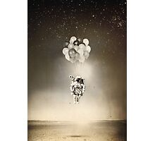 The Spaceman Photographic Print
