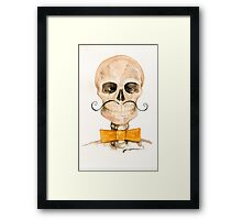 The Amiable Dr. Goodfellow Framed Print