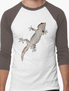 Gekko gecko Men's Baseball ¾ T-Shirt