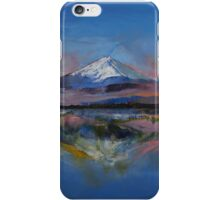 Mount Fuji iPhone Case/Skin