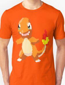 charmander splatter T-Shirt