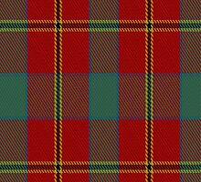 01770 Bronte Clan/Family Tartan Fabric Print Iphone Case by Detnecs2013