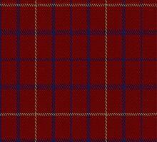 01777 Brooks Brothers Tattersall Red Fashion Tartan Fabric Print Iphone Case by Detnecs2013
