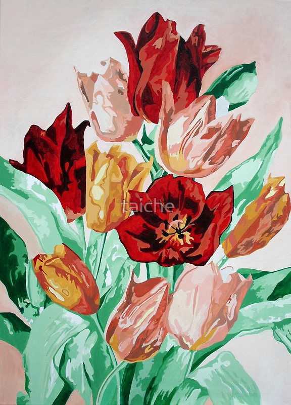 A Tulip Collection by taiche
