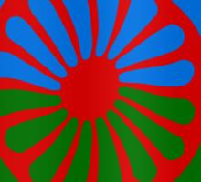 Roma flag Sticker