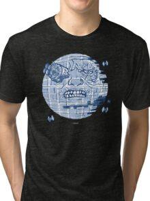 Le Voyage Dans L'Etoile De La Mort Tri-blend T-Shirt