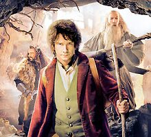 The Hobbit: An Unexpected Journey by Britnasty