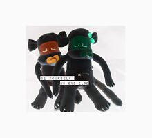 sock monkey love.. Unisex T-Shirt