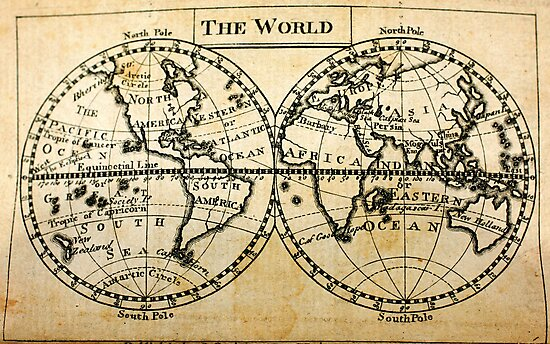 A New Geographical Pocket Companion Comprehending a Description of the Habitable World (New York, 1795) by Adam Asar