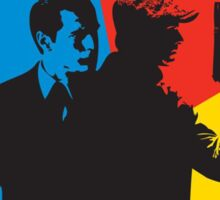 The Man From U.N.C.L.E Sticker