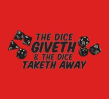 The Dice Giveth Kids Clothes