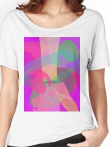 Tree and Fruit Women's Relaxed Fit T-Shirt