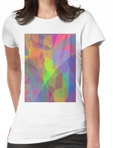 Sunlight in the Room Womens Fitted T-Shirt