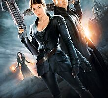 """Hansel & Gretel: Witch Hunters"" - Darkness by Britnasty"