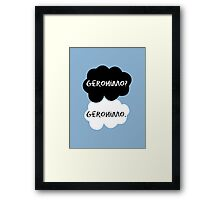 The Fault in our Doctor Framed Print