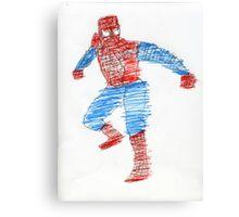 Arachnid Guy Canvas Print