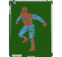 Arachnid Guy iPad Case/Skin