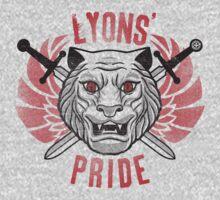 Lyons' Pride by Gimetzco