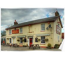 The Dog And Partridge,Great Leighs Poster
