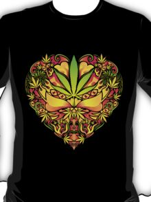 Love for Cannabis T-Shirt