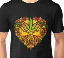 Love for Cannabis Unisex T-Shirt