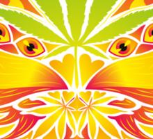 Love for Cannabis Sticker