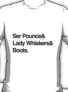 Tommen's Kittens T-Shirt