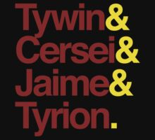 Lannisters T-Shirt