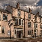 Three Tuns Hotel by Andrew Pounder