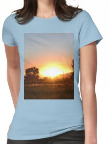 Western Hills Womens Fitted T-Shirt