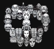 Montser Skull T-Shirt