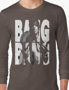 Chief keef Bang Bang Long Sleeve T-Shirt